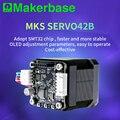 STM32 3D принтер замкнутый контур шаговый двигатель NEMA17 MKS SERVO42B предотвращает потерю шага во время печати с высокой экономичностью