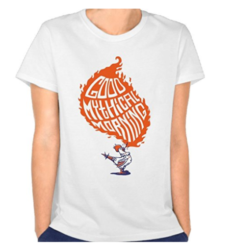Good Mythical Morning Chicken Women Cool T Shirts
