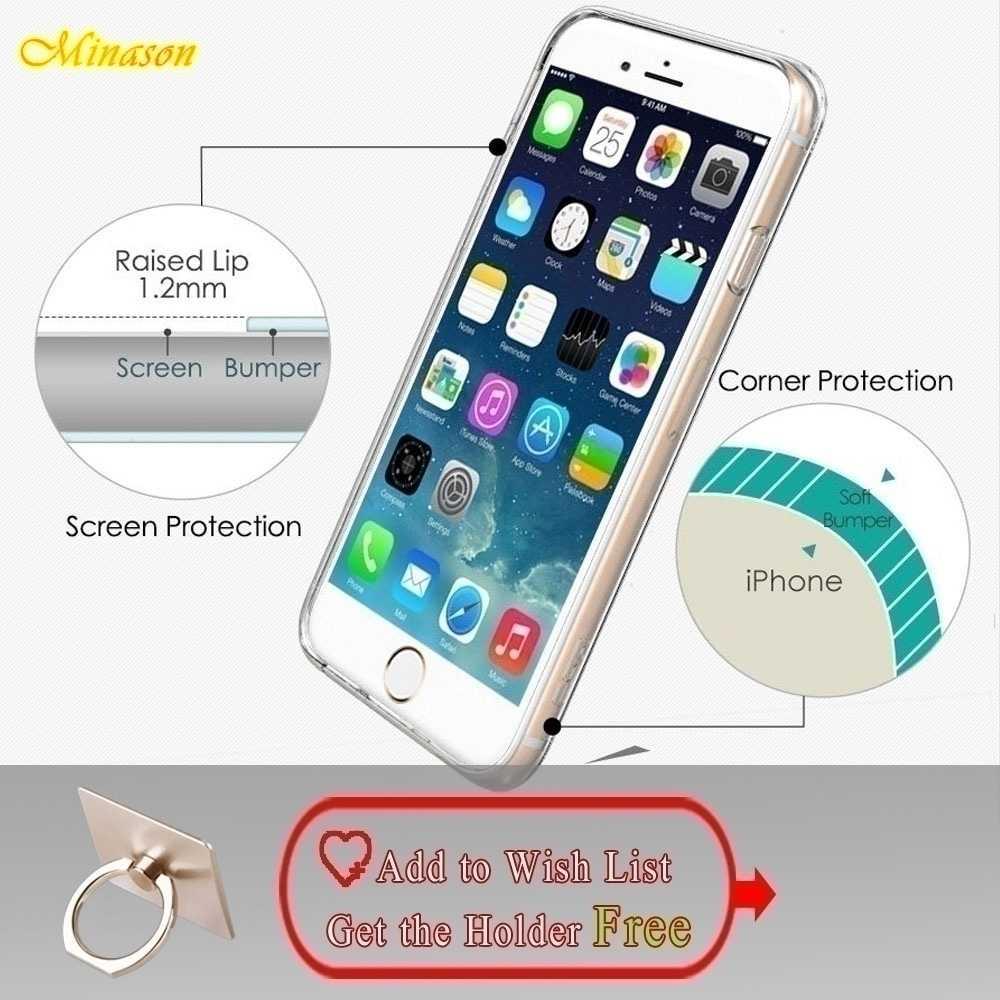 Cita Caso Ohana Lilo Ponto para o iphone X 5 s 5S XR XS Max 6 6 s 7 8 Plus capa Capas de Silicone Macio Telefone Capinha Fundas Coque