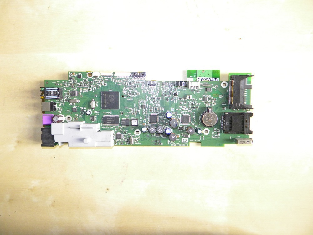 все цены на for HP CC564-80023 Logic Main Board PCB USB with 1150-7926 for C7200 series printer онлайн