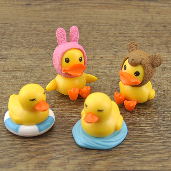 Buy b duck figure set and get free shipping on AliExpress.com