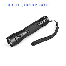 Explosion Models 26.5mm 1/5 ModeXML T6 Lamp Beads 501 502B Light Flashlight Special Accessories Holder Shell Luz Flash