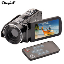фотоаппарат 3.0 «LCD Anti-shake Цифровой Камеры FHD Цифровая Видеокамера 24MP Цифровые мини DV Видеокамеры DV DVR С Romote Контроля-2930