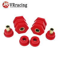 VR RACING FRONT LOWER CONTROL ARM BUSHINGS For Honda Civic 1996 1998 1999 2000 Non Si