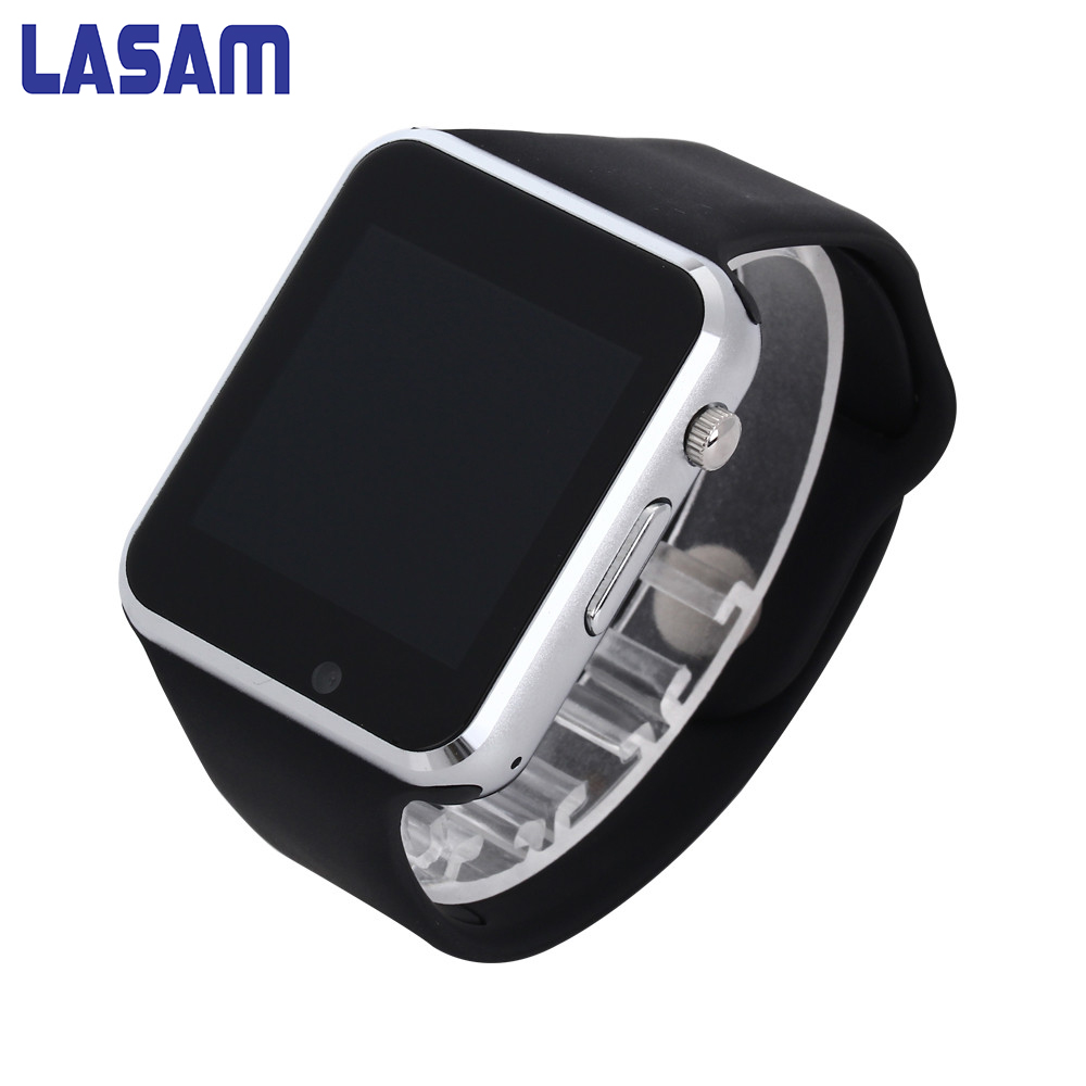 New Arrival A1 Smart Watch Clock Sync Notifier Support SIM TF Card Connectivity Apple for iphone Android Phone Smartwatch Super smartwatch gt08 smart watch bluetooth clock sync notifier support sim card bluetooth connectivity for ios iphone android phone
