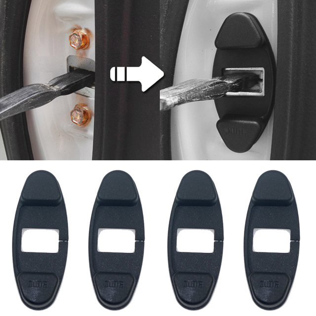 הגנת פקק דלת המכונית כיסוי מתאים לסובארו פורסטר אימפרזה legacy xv אאוטבק אביזרי מדבקה לרכב