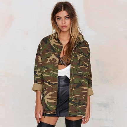 Cheap Army Jacket