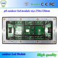 Outdoor SMD P8 Led Display Module RGB 256*128mm Led Display,Outdoor Full Color Led Video Screens