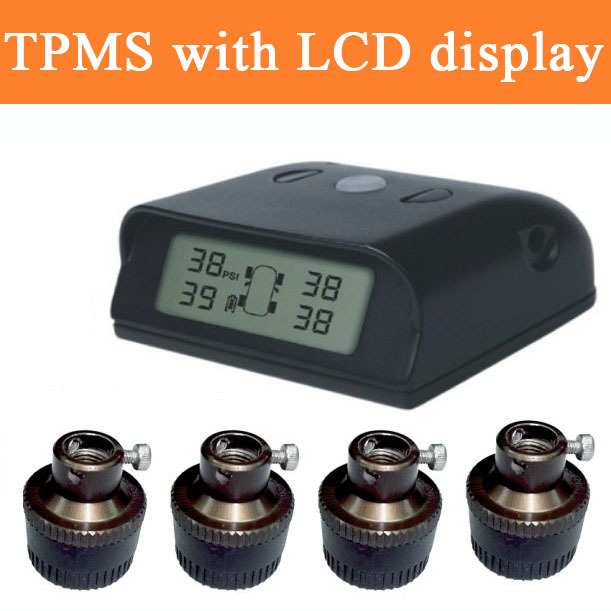 Tire Pressure Monitoring System >> car LCD TPMS,tyre pressure monitoring system with LCD ...