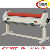 Manual Cold Laminator 1.6m for Signs