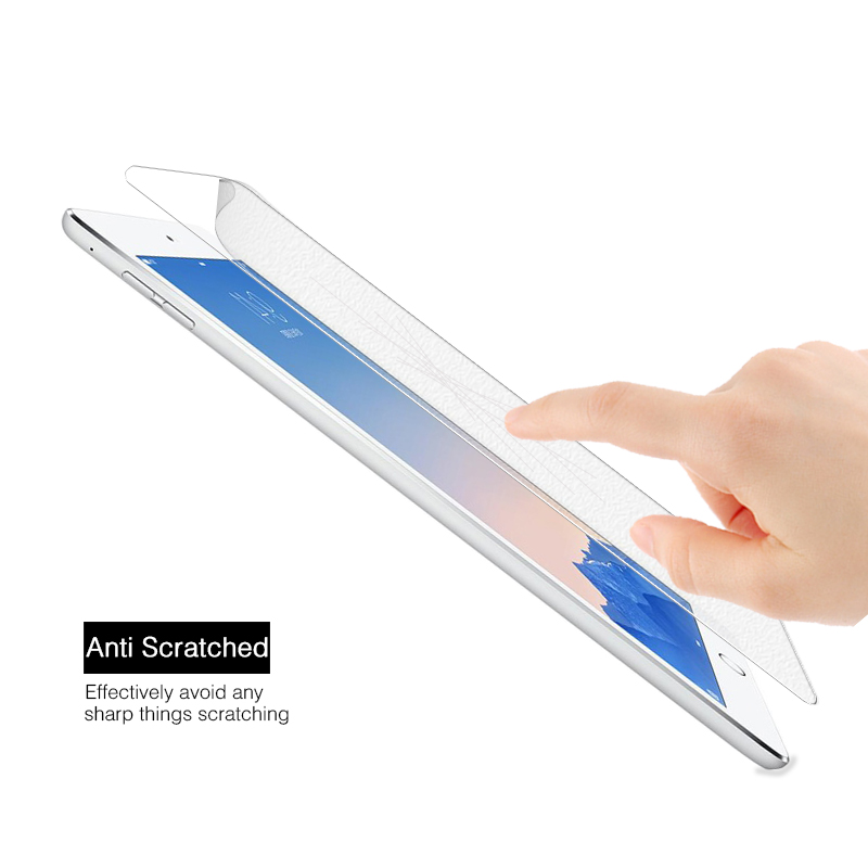 BEST Anti-Glare Matte Film For Asus Fonepad 7 ME372CG 7.0 tablet pc Anti-Fingerprint Screen Protector films with clean cloth