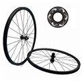 27 5 er mtb колеса дисковые колеса 27x25 мм бескамерные Углеродные дисковые колеса прямые тяга DH825 6 коготь велосипед 650b mtb Сверхлегкий 1220g