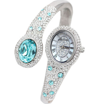 Luxury Jewelry Level Women Rhinestone Watches Vintage Fashion Palace Designer Bangle Watch Bracelet Relogios Montre Femme F8118