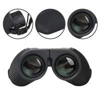 Altas Vezes 10X25 HD All-óptico Telescópio Filme Verde Binóculos À Prova D' Água Para O Turismo Binóculos Telescópio Portátil