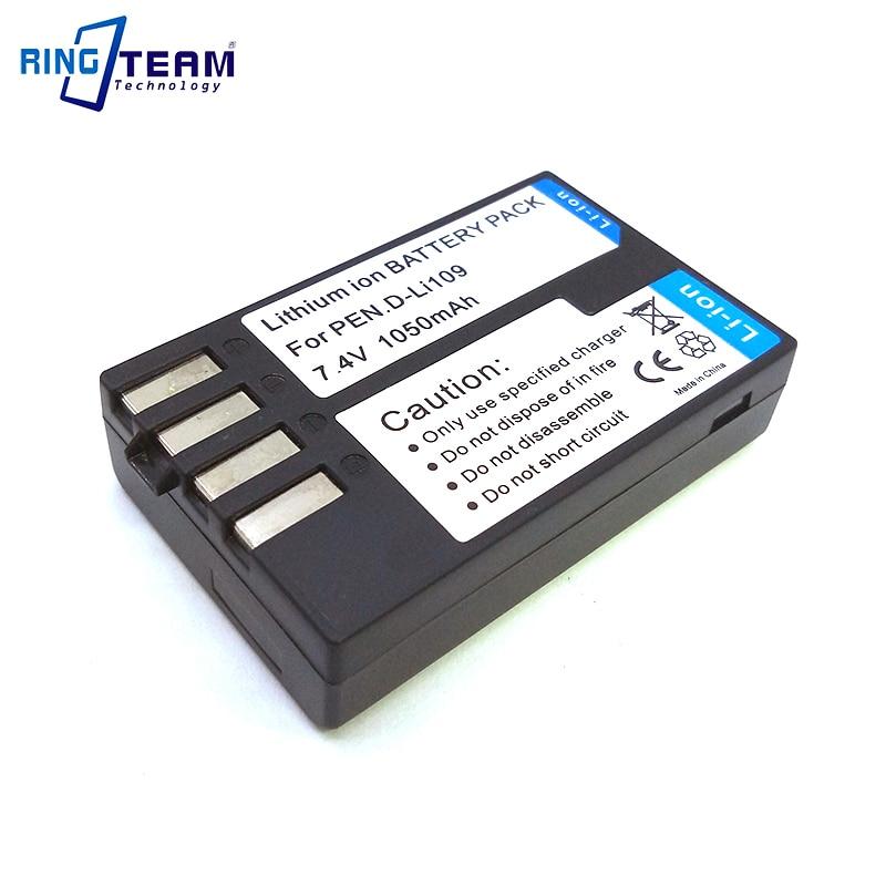D Li109 DLi109 D-Li109 Battery Pack for Pentax K-70 K70 K-50 K50 K-30 K30 K-S1 KS1 K-S2 KS2 K-r Kr Digital Cameras k