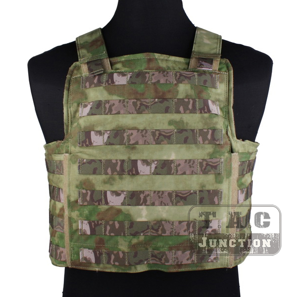Emerson Tactical PROTECH Navy Seal DEVGRU Dedicated Panel CAGE Plate Carrier Arid Foliage Modular Vest Adjustable MOLLE Vest