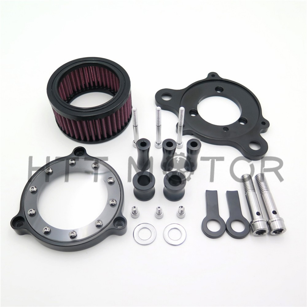 Custom Motorcycle Air Filter Covers : Aftermarket free shipping motorcycle parts air cleaner