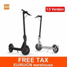 Xiaomi mijia M365 электрические скутеры складной легкий ХОВЕРБОРДА магний-алюминиевый сплав 30 км Longboard 2-колеса с APP