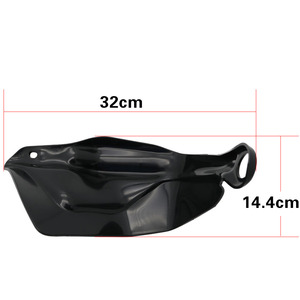 Image 3 - สำหรับBMWรถจักรยานยนต์อุปกรณ์เสริมR 1200 GS ADV R1200GS LC F 800 GSผจญภัยS1000XR Handguard Hand Shield Protectorกระจก