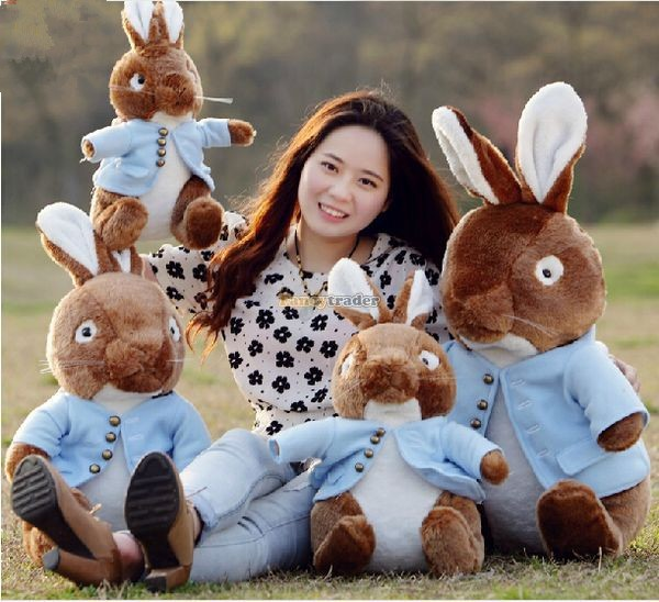 Fancytrader 31\'\' 80cm Fashion Giant Stuffed Soft Plush Peter Rabbit, Free Shipping FT50447 (3)