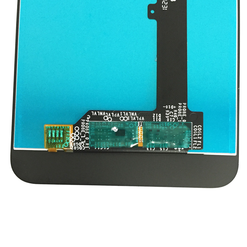 Image 5 - For vodafone smart VFD710 LCD monitor Smart V8 with touch screen display For Vodafone VF710 mobile phone repair parts-in Mobile Phone LCD Screens from Cellphones & Telecommunications