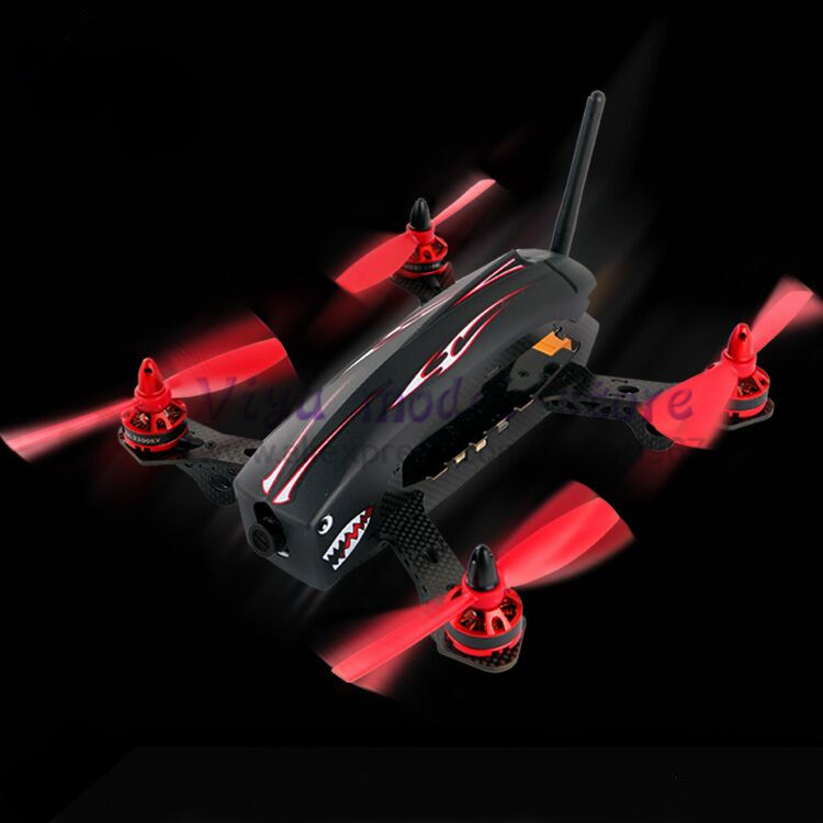 2.4G RC mini drone FPV racing quadcopter pure carbon fiber with camera 9 channels remote control AT9 QAV250 pro EX250 carbon fiber mini 250 rc quadcopter frame mt1806 2280kv brushless motor for drone helicopter remote control