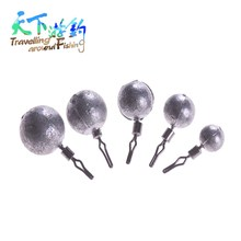 20Pcs/Box Mixed Fishing Lead Sinkers 2.5g 3.5g 5g 10g 14g Round Weights Sinking Fishing Tackle Tools Carp Fish Pesca Accessories 20pcs box mixed fishing lead sinkers 2 5g 3 5g 5g 10g 14g round weights sinking fishing tackle tools carp fish pesca accessories