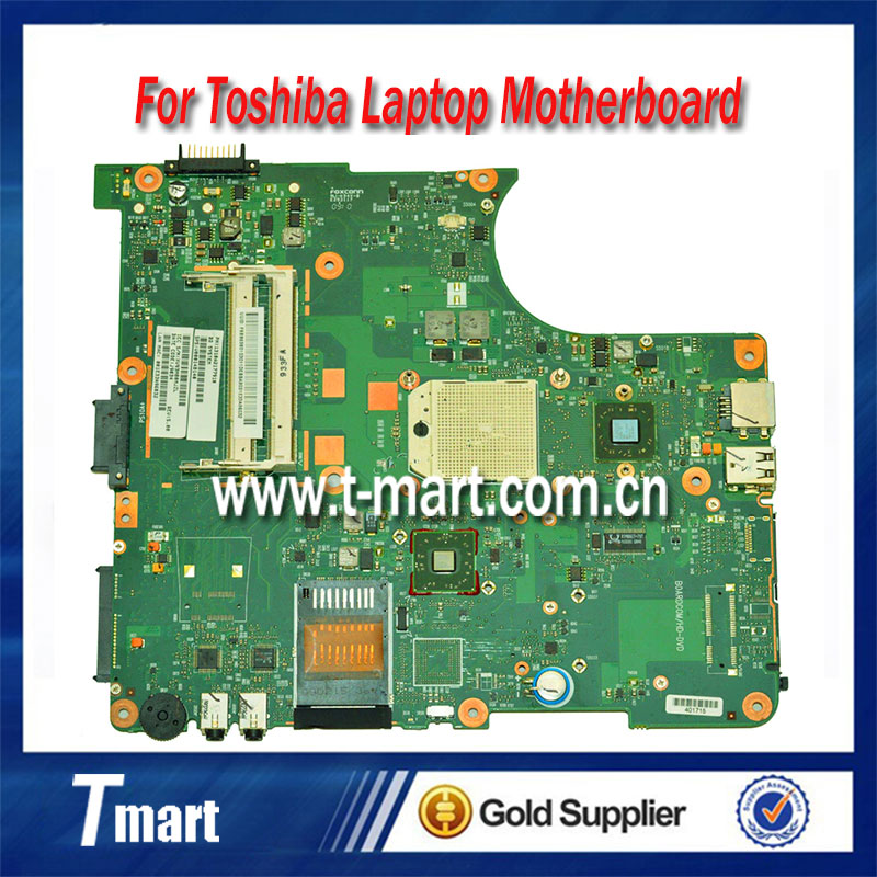 ФОТО 100% working laptop motherboard for toshiba L350D V000148140 6050A2175001-MB-A02 system mainboard fully tested