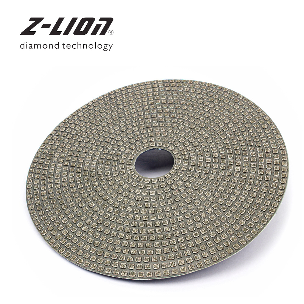 5 Inch Diamond Sanding Polishing Pad 33 Concrete Granite Glass Marble Ceramic