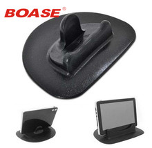 New Antislip Silicone Bracket Pad For GPS / PSP / Mobile / PDA Bracket Pad Stand Holders Navigator Support # width< 6.3