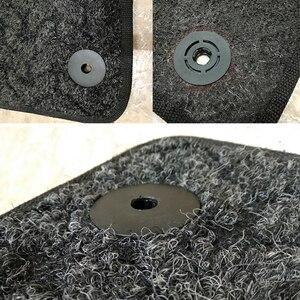 Image 3 - Car Carpet Mat Clips Floor Holder Fixing Clamp For VW Golf 4 Polo 9n Passat Cc b7 For Audi a3 a4 a5 a6 For Skoda Octavia Superb