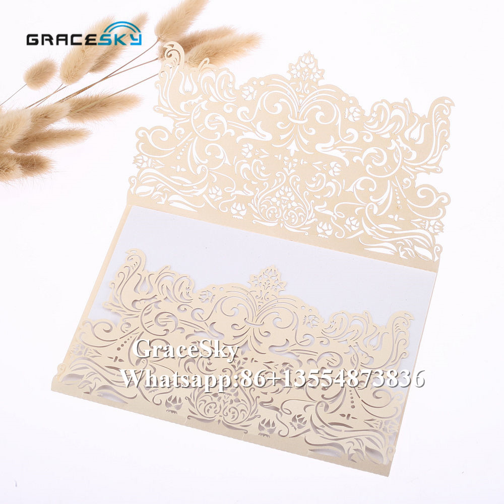 50pcs Free Shipping Laser Cutting Euopean Style Lace Crown Design ...