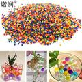 10000PCS/Bag Home Decor Pearl Shaped Crystal Soil Water Beads Bio Gel Ball For Flower/Weeding Mud Grow Magic Jelly Balls