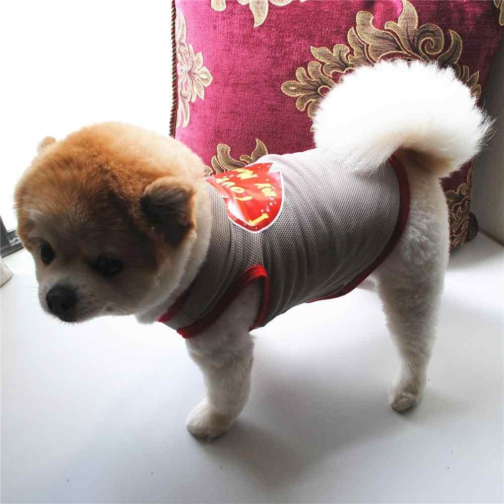 Karton Sesuai Cosplay Pakaian Anjing 5 Gaya Elastis Rompi Anak Anjing T-shirt Mantel Aksesoris Pakaian Kostum Pakaian Hewan Peliharaan untuk Anjing Kucing