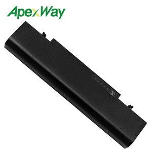Image 2 - Apexway 11.1V RV520 סוללה עבור סמסונג AA PB9NC6B AA PB9NS6B AA PB9NC6W AA PL9NC6W R428 R429 R468 NP300 NP350 RV410 RV509 R530