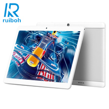 10.1 inch Tablet PC Android 5.1 Google 1.5GHz 3G Phone Call 32GB,Octa Core RAM: 4GB, Dual SIM, OTG, WiFi, BT, GPS, (Rose Gold