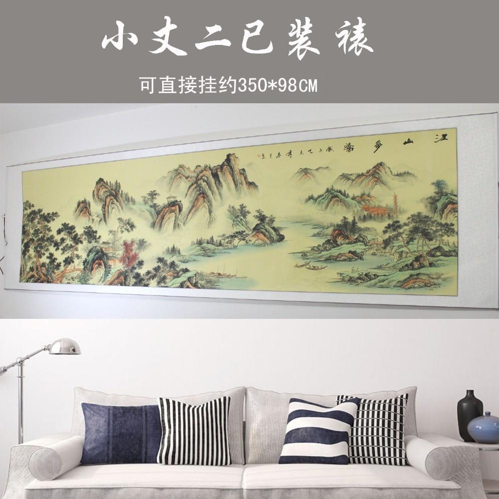 Tradisional Lanskap Beli Murah Tradisional Lanskap Lots From China