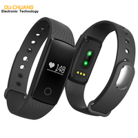 Smartwatch Heart Rate Monitor Fitness Tracker Call SMS Alert Sport Men Women Watches Pedometer Calories Alarm