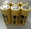 100 шт. 26650 8800 мАч Литий-Ионная Аккумуляторная Батарея GTF 26650 3.7 В