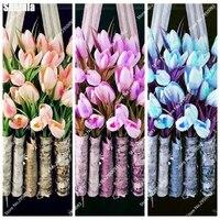 Hot Sale!!!100pcs/bag 100%True Tulip Seeds (Not Tulip Bulbs)Bonsai Flower Seeds Colorful Plants For Home Garden
