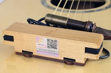 Adeline AD-39T Pickup With Tone Control & Volume Control For Acoustic Classical Guitar Passive Output Original Tone