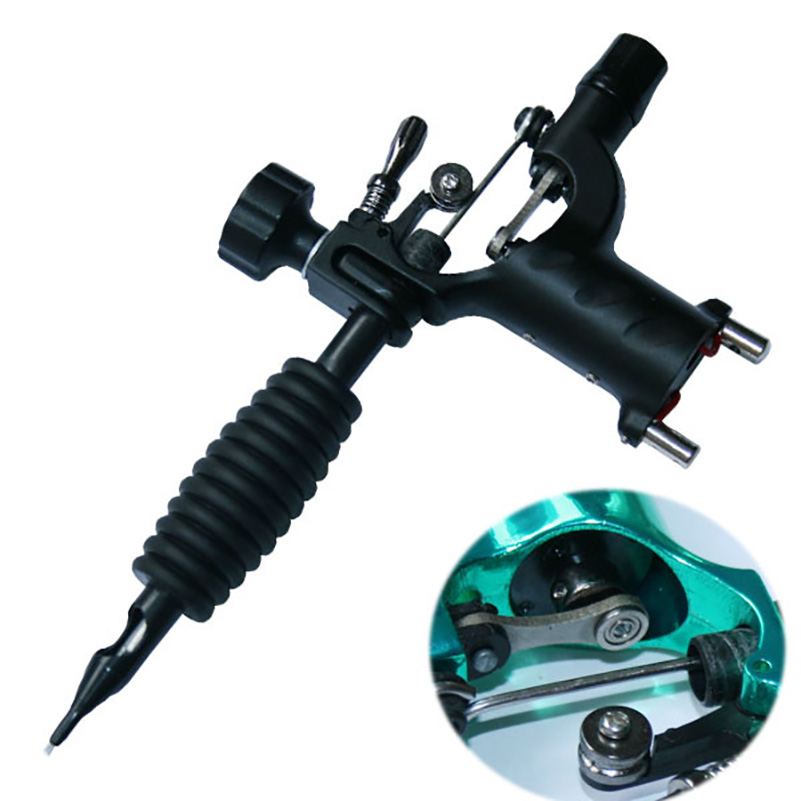 Dragonfly Rotary Tattoo Motor Gun Kits Tattoo Machine Professional Shader And Liner Assorted Tattoo Machine  Maquina de Tatuagem professional nedz style rotary tattoo machine gun liner shader u pick green for tattoo kit needles grip supply