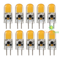 5 10Pcs GY6 35 COB Capsule Led Bulb 2 5W Replace Halogen Light Lamp Halogen Replacement