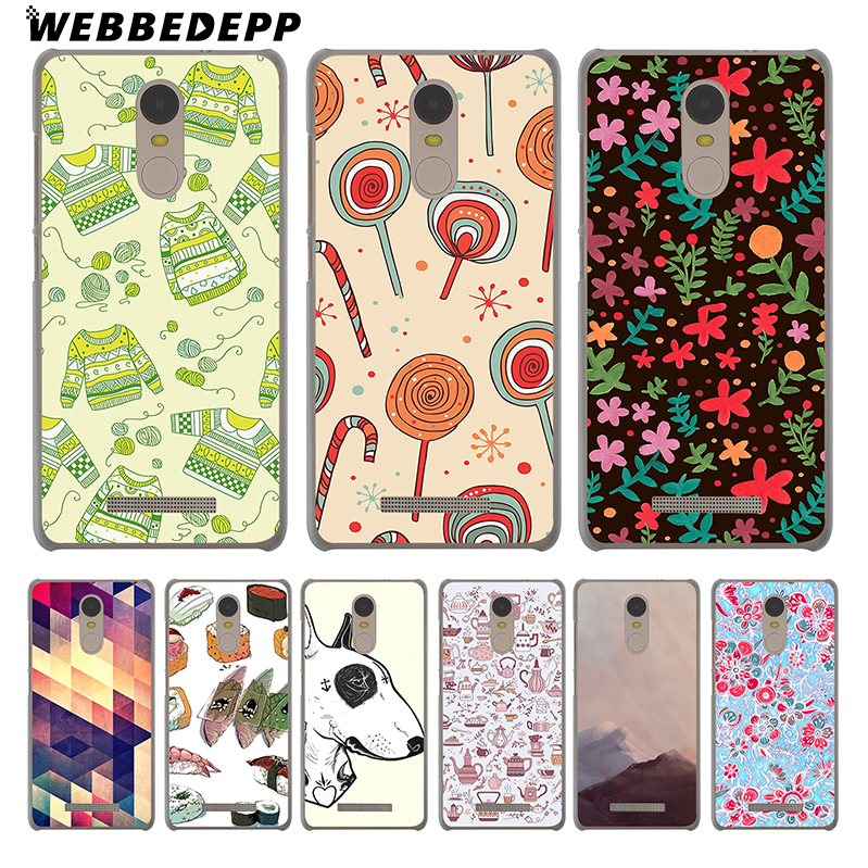 WEBBEDEPP Tattooed Bullterrier Cover Case for Xiaomi Mi6 5S 5X A1 Redmi 4X 4A 5A 5 Plus 4 3 Pro 3S Notr 4 3 Pro 2