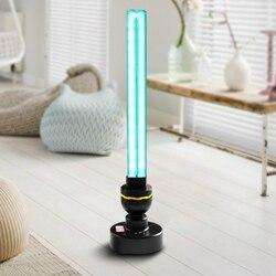 40 واط عالية الأوزون UV تطهير مصباح 110 فولت 220 فولت المنزلية الأشعة فوق البنفسجية مصابيح E27 أنبوب UVC مبيد للجراثيم ضوء تعقيم أضواء