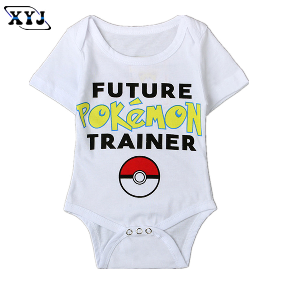 T Shirt Anak Kaos Pokemon Pikachu Merah Daftar Harga 2016 Go Romper Team Mystic Instinct Valor Ash Ketchum Toddler Infant Jumpsuit Baby Boy Girl