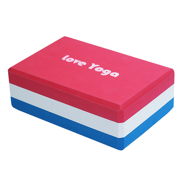 Set of 2 EVA Blocks for Yoga and Fitness