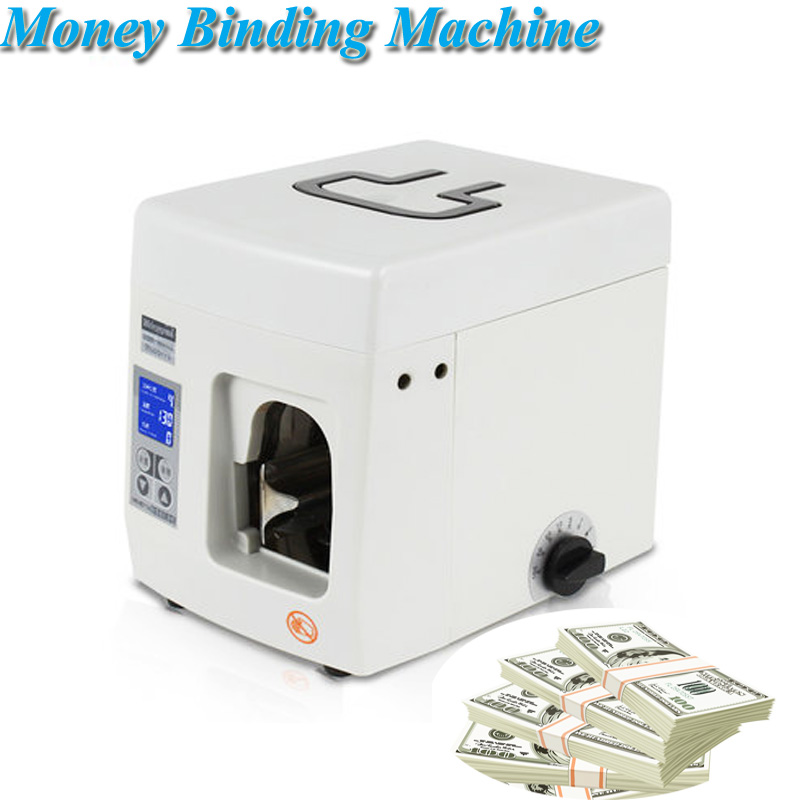 Money Binder LCD Touch Money Binding Machine Intelligent Multi-function Banknote Binder Instrument Bundle Equipment MS-8011AMoney Binder LCD Touch Money Binding Machine Intelligent Multi-function Banknote Binder Instrument Bundle Equipment MS-8011A