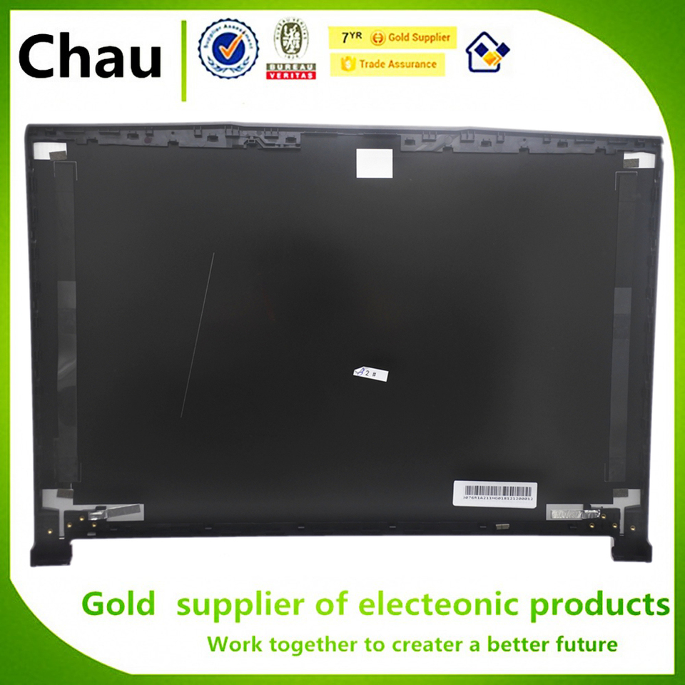 New Laptop Replacement Parts for MSI GF63 8RC 8RD MS-16R1 LCD Front Bezel Cover 3076R1B211TA