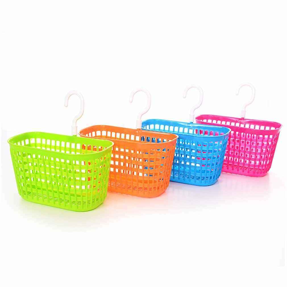 Multi-purpose di scarico cesto appeso-appeso cestino di immagazzinaggio orange famiglia familiare articolo di tutti i giorni uso